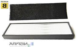 Nispira Premium True HEPA Filter Replacement Compatible with