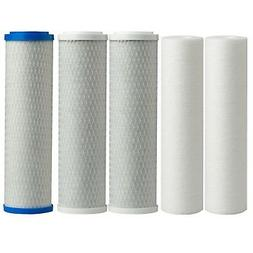 Watts Premier 500124 WP-4V Replacement Filter Pack for Rever