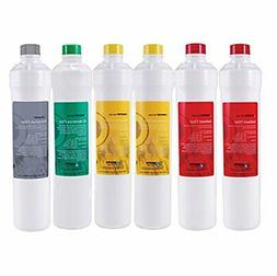 Watts Premier 531161 RO Pure Plus 6 Pack Filter Kit