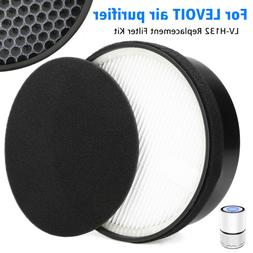 Replacement Filter HEPA Activated Carbon Filter for LEVOIT A