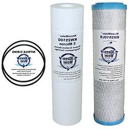 KleenWater Alternative Compatible Drinking Water Filter Set