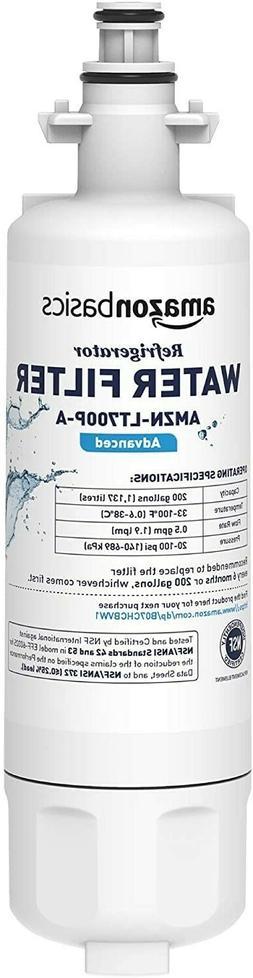 Amazon Basics Replacement LG LT700P Refrigerator Water Filte
