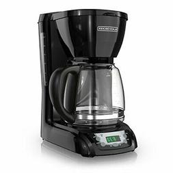 Black & Decker® DLX1050B 12-Cup Programmable Coffeemaker, B