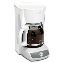 Black Mr. Coffee 12 Cup Coffee Maker, CG12