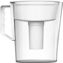 BLOSSOMZ BLZ-34271 Brita 5 Cup Slim BPA Free Water Pitcher w