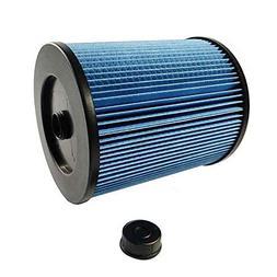 Cartridge Filter for Shop Vac Craftsman 17907 9-17907 Wet/Dr