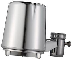 Culligan Chrome Finish Faucet Mount Filter