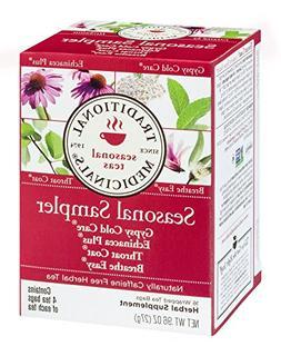 TRADITIONAL MEDICINAL'S Cold Season Smp Herb Tea 16 BAG