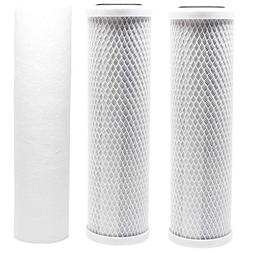Compatible Filter Kit for Watts WP-4V RO System - Includes C