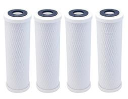4 Pack of Compatible Filters Hydro Life 52418 C-2471 Replace