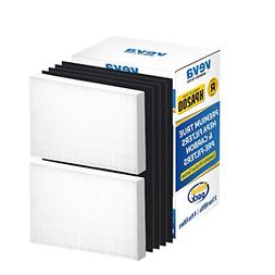 VEVA Complete 2 Premium True HEPA Replacement Filter Pack In
