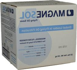 Dallas Group 700162 Magnesol XL Fryer Filter Powder 22 lb, e