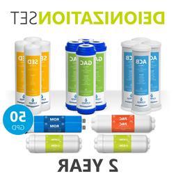 Express Water – 2 Year Deionization Reverse Osmosis System