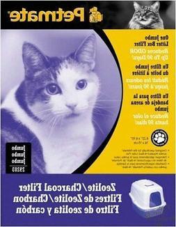 Petmate Dosckocil CDS29203 Basic Cat Litter Box Zeolite Filt