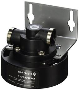 Everpure EV927218 QL2 Single Filter Cartridge Head, Silver B