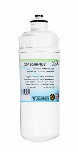 Everpure EV9601-12 Filter Replacement SGF-96-03 VOC by Swift