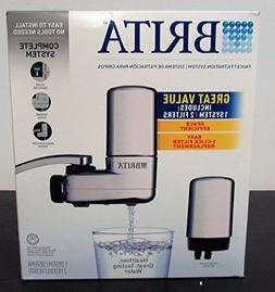 Brita Faucet Mount Filteration System Includes One System 2