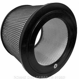 2 HEPA Filters for Filter Queen Defender Air Purifier 360 AM4000 D360 w// 2 Wraps