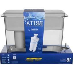 Brita Filtered Water Dispenser 18-Cup UltraMax  Portable Plu