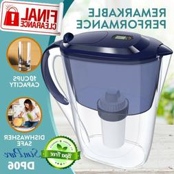Fit for Brita Pitcher Replacement Filters 1/3/6/10 Pack