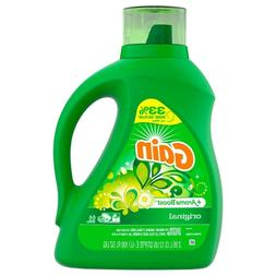 Gain Original Scent High Efficiency Liquid Laundry Detergent