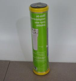 GE FXUTC Drinking Water System Replacement Filter For GX1S01