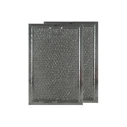 COMPATIBLE GE AP3668752 ALUMINUM MESH GREASE MICROWAVE FILTE