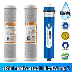 GE FX12P FX12M Compatible filter Combo set for GXRM10RBL RO
