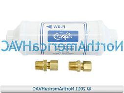 GE Refrigerator Replacement InLine Water Filter WR97X215 WR9