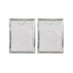 GE WB06X10359 Grease Filter for Microwave 2 Pack