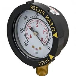 Gli Pool Products 190058 Pressure Gauge Replacement Pool & S