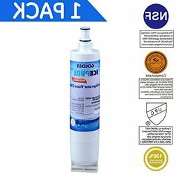 Golden Ice Pure Replacement Water Filter Whirlpool Kenmore R