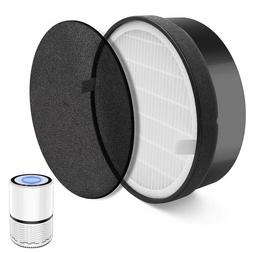 HEPA Activated Carbon Filter Tool Air Purifier For LEVOIT LV