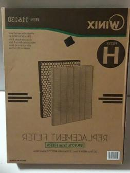 True Hepa Air Purifier Replacement Filter Compatible with Wi