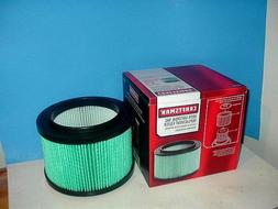 Craftsman HEPA Material Wet/Dry Vac Filter, 3 to 4 gallons,