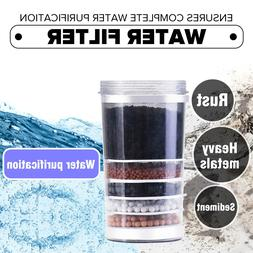 Household Activated Carbon Water <font><b>Filter</b></font>