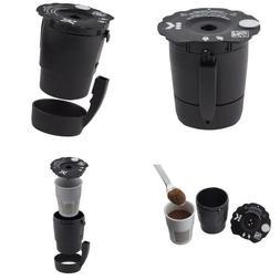 Keurig My K-Cup Universal Reusable Coffee Filter Black  New