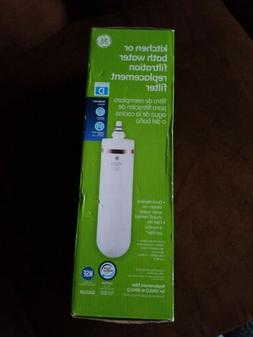 GE® KITCHEN OR BATH WATER FILTRATION REPLACEMENT FILTER GXU