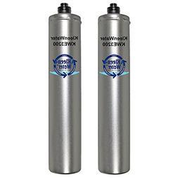 KleenWater KWE-3200-H-1200 Replacement Cartridge, Everpure H