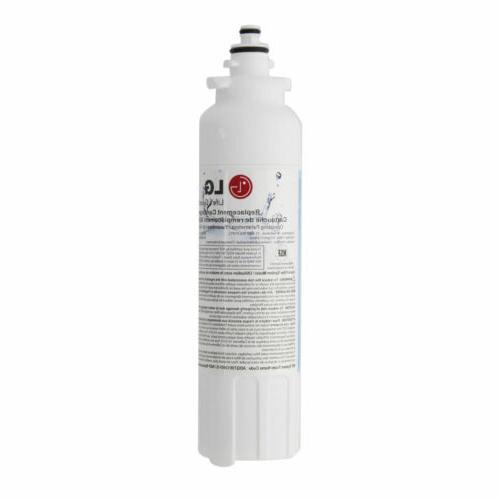 1/2/3/4/6 Pack ADQ73613401 Refrigerator Filter