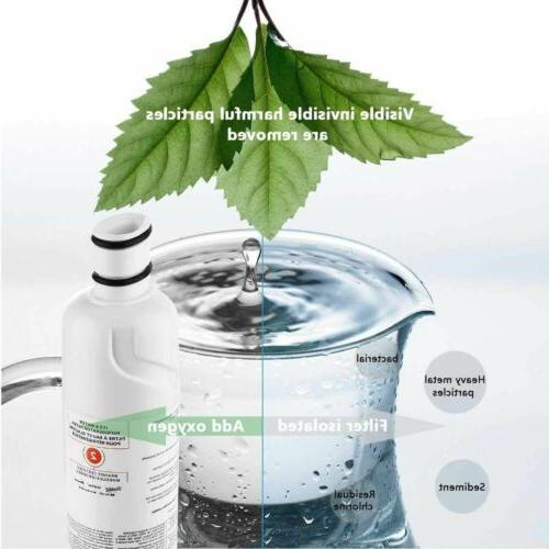 4 Packs EDR²2RXD1 2 W²10413645A Water Filter US