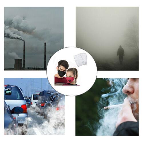 10-50PCS PM2.5 Carbon Filter 5 For