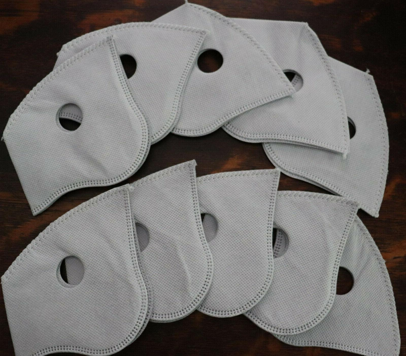 10pc for Cycling Air Purifying Mask