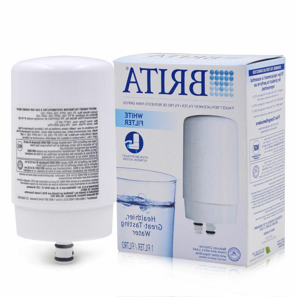 Brita Faucet Water Filter FR-200 FF100 OPFF-100 Replacement