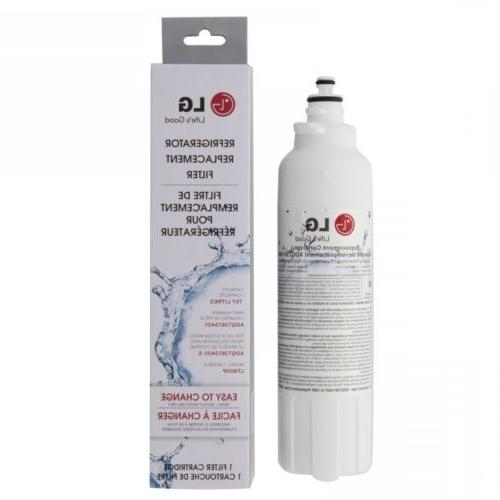 2Pack Refrigerator Replacement Water Filter -2Pack