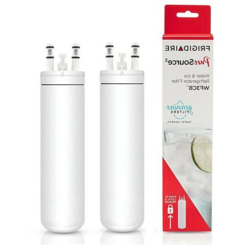 2pack water filter fits wf3cb pure source