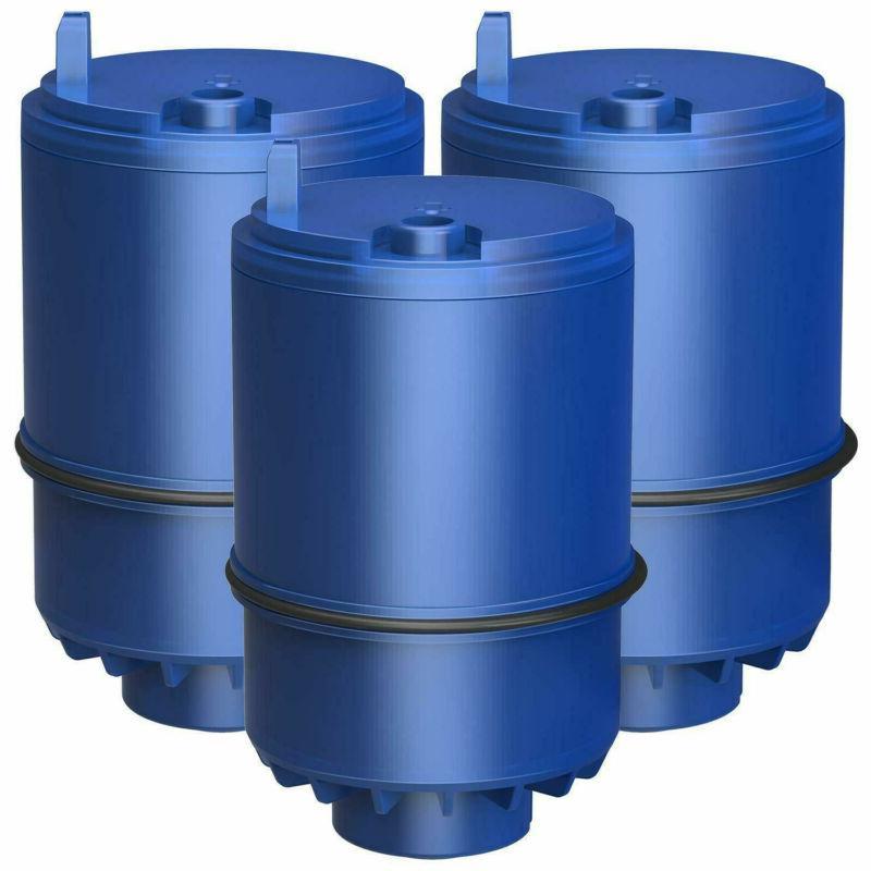 3Pcs/Set RF-9999 Water Filter Faucet Mount Replacement Filtr