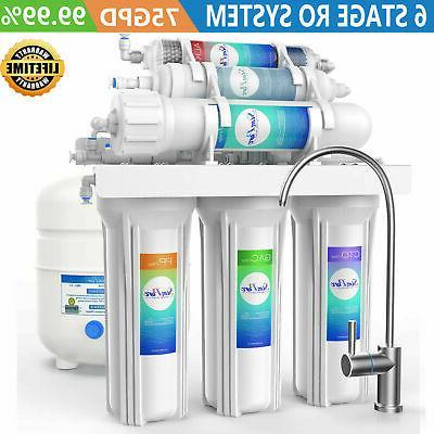 5/6 Stage Reverse Osmosis Drinking Water Purifier System Und
