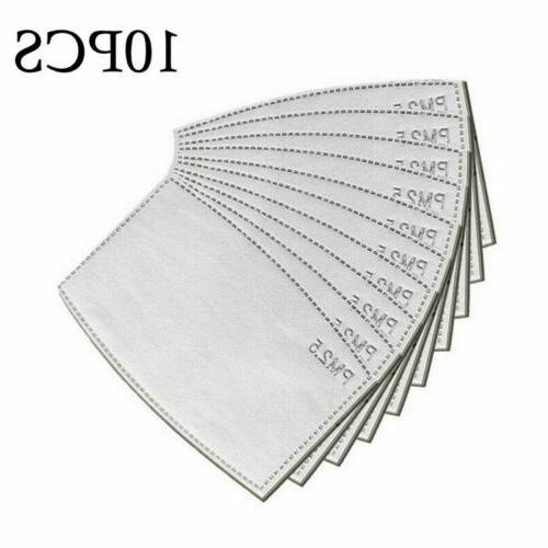 50 PCS 5 Layer Filter Replacements