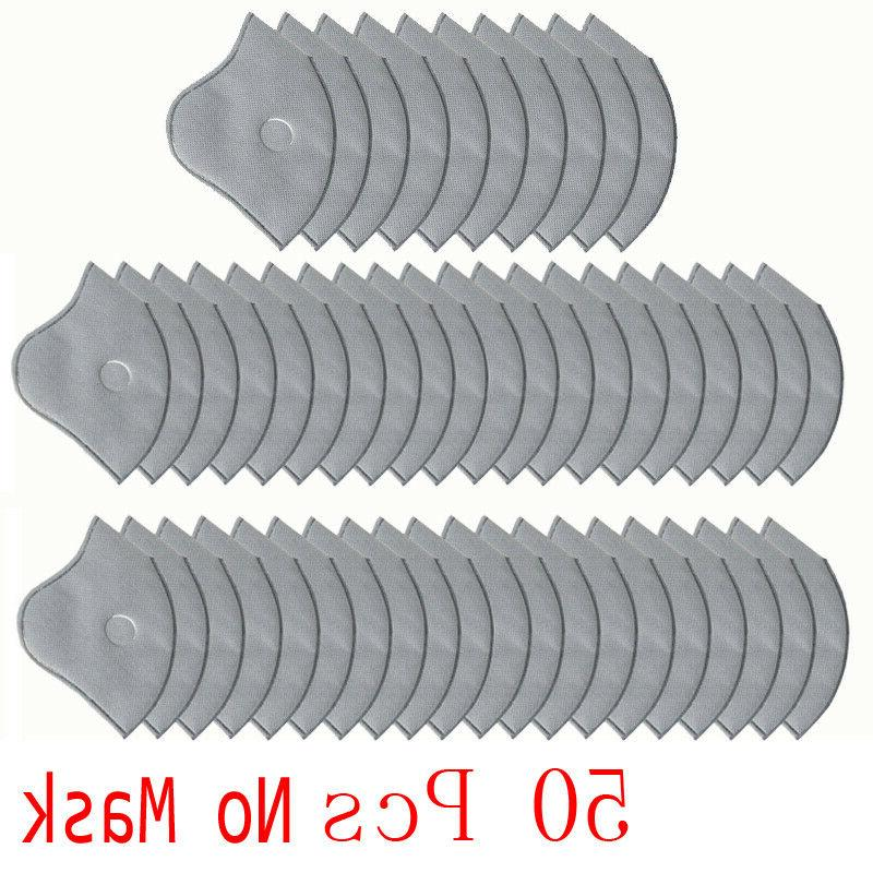 50pcs 5-Layer Protective Filter